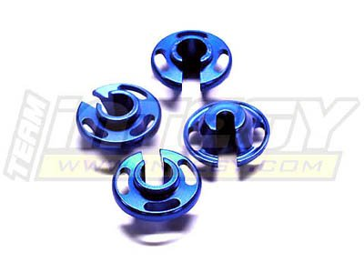 Integy Hobby RC Model T7135BLUE HD Spring Retainer  for AE T