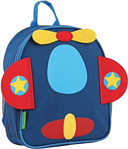 Stephen Joseph Mini Sidekicks Backpack, Airplane