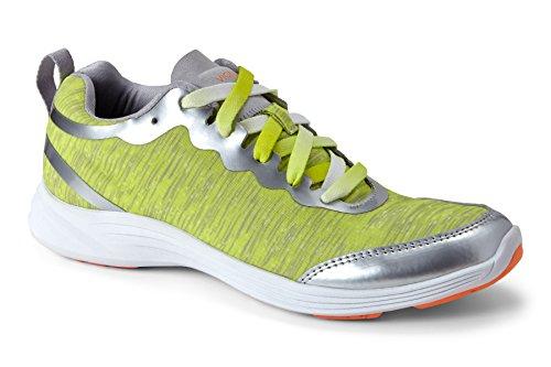 VionicVionic Fyn Active Sneaker - Zapatillas mujer gris amarillo
