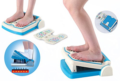 Acupressure Points Stretch Board and Foot Rest by Carepeutic (Image #1)