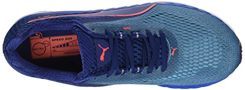 Outdoor Speed Bleu Depths Turquoise nrgy Multisport Puma Chaussures Ignite 2 Homme 500 Blue YdxCqwH