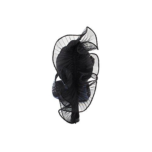 """50 Shades Of Black Tanzschuhe Sammlung I, Komfort Abendkleid Hochzeit Pumps: Frauen Ballroom Dance Schuhe für Latin, Tango, Salsa, Swing, Theater Kunst von Party-Party (2,5 """"& 3"""" Heels) 7014 - Schwarzer Satin"""