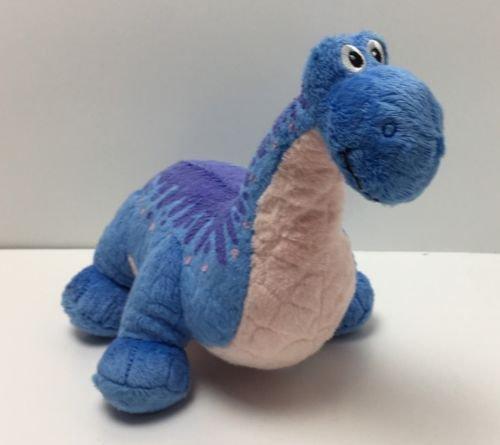 (Disney Jr. Doc Mcstuffins Hospital Bronty Blue Dinosaur 9