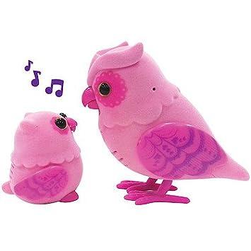 Poco familia viven Mascotas Tweet Talking Owl & Baby Heartwing