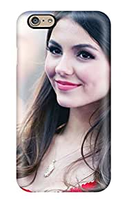 New Diy Design Victoria Justice For Iphone 6 Cases Comfortable For Lovers And Friends For Christmas Gifts