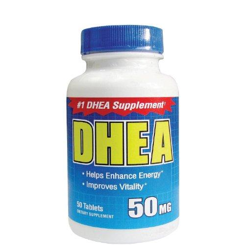 I-santé DHEA 50 mg 50 comprimés (Pack de 2)