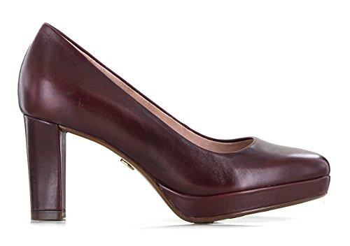 Tamaris Women's 1-1-22412-29 523 Court Shoes Red 9JYfu3FEb