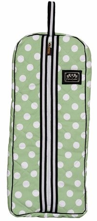 UPC 845409064891, Equine Couture Emma Bridle Bag, Black/Jade, Standard