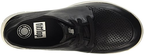 Donna Black Top Sporty Low Scarpe Fitflop Tm Nero Softy Antracite Pop aT0c7cqz