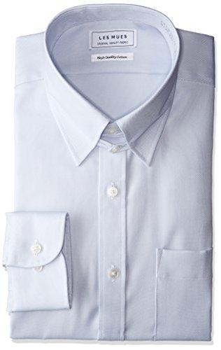 深く届けるチロ[アオキ]タブカラーシャツ メンズ