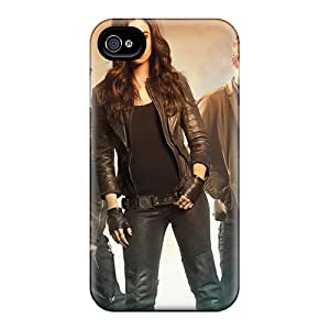 Defender Case With Nice Appearance (the Mortal Instruments City Of Bones Movie) For Iphone 5/5s