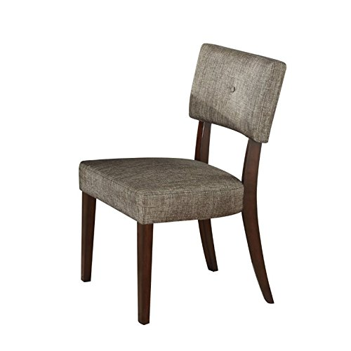 Espresso Side Chair - ACME 16252 Set of 2 Drake Espresso Side Chair, 36-Inch