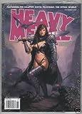 HEAVY METAL MAGAZINE - NOVEMBER 2008