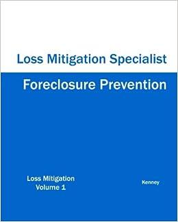 loss mitigation specialist