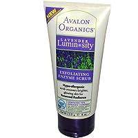 Avalon Organics: Lavender Exfoliating Enzyme Scrub, 4 oz made by Avalon