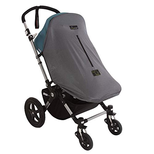 SnoozeShade Original Deluxe - Stroller Sun Shade and Baby Sleep Aid from SnoozeShade