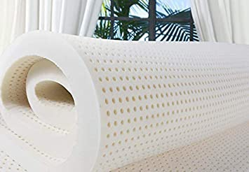 100 natural talalay latex mattress topper Amazon.com: PlushBeds 3