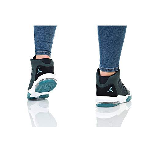 Green black Da white turbo Jordan Aura 306 Uomo gs Max Fitness Nike midnight Spruce Scarpe Multicolore qAX7w6OO