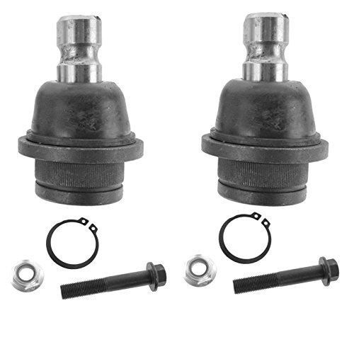 Nissan Xterra Ball Joint (Detroit Axle - Both (2) Brand New Driver & Passenger Side Front Lower Ball Joint 10-Year Warranty)
