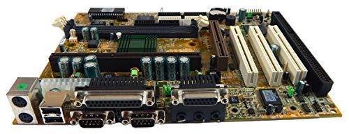Agp Pci Motherboard - .MICROSTAR. MS6156 Ver1.0 BX7 S1 Motherboard MS6156-V10 Slot-1 AGP PCI ISA