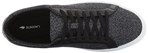 Lacoste Heren L.12.12 317 3 Sneaker Zwart