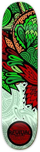 Revival Skateboard Deck Premium 7ply Canadian Maple RS2