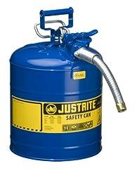 Justrite 7250330 AccuFlow 5 Gallon, 11.75\