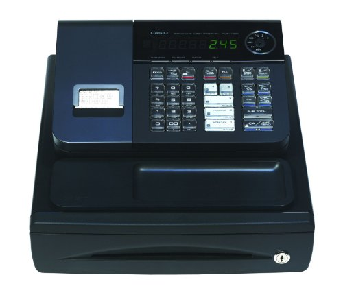 Casio PCR-T280 Electronic Cash Register (Easy Cash Register)