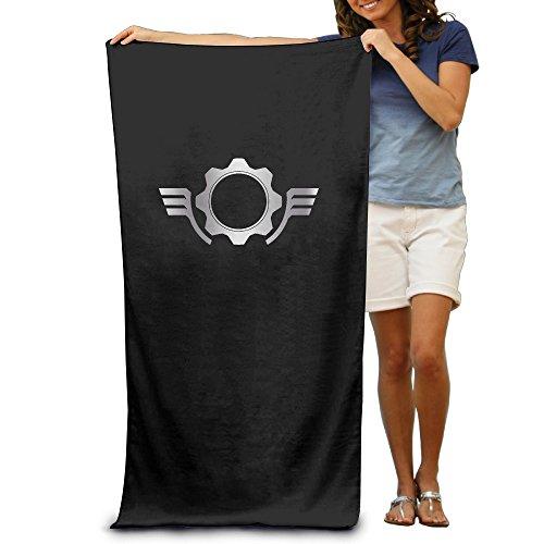 gears-of-war-coalition-of-o-platinum-logo-31551-beach-towel