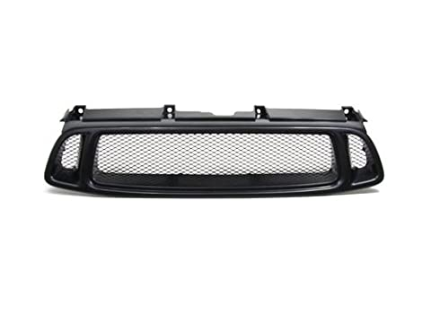 04-05 Subaru Impreza Sedan Wagon Black Front Mesh Grille - Impreza Sport Wagon