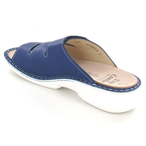 FinnComfort Kos Größe 43 Blau (blau)