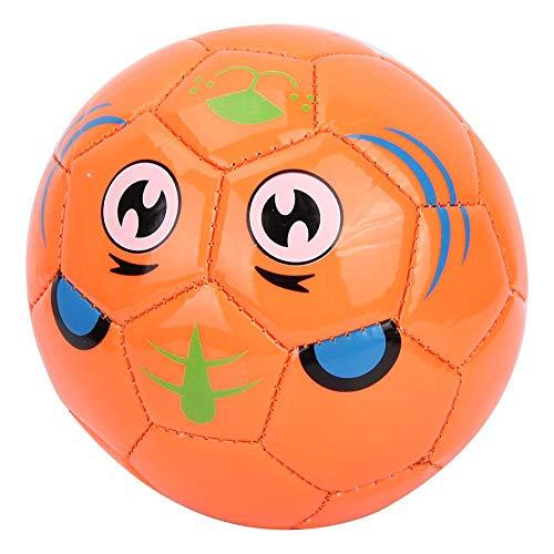 Lecxin Balón de fútbol para niños de PVC, balón de fútbol de tamaño 2 Resistente, Deportes Seguros para niños de fútbol…