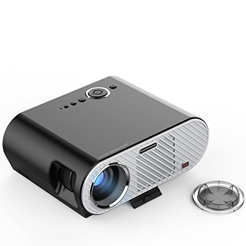 GUORZOM Proyector GP90 Home Proyector Inteligente Cine Cine USB ...