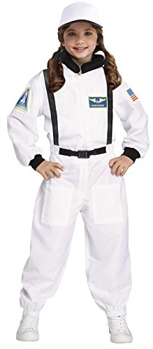 [Space Shuttle Astronaut Commander Toddler Costume] (Astronaut Costumes Toddler)