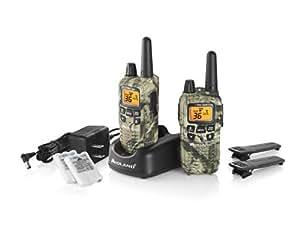 Midland LXT650VP3 Consumer Radio 36 Channel Mossy Oak Break Up Camo GMRS Radios with NOAA Weather Alert