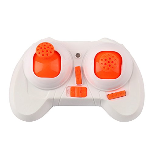 YKS CX-10 Mini RC Quadcopter RTF Drone 2.4G Remote Control Toys 4CH 6Axis RC Drone RC Helicopters Radio Control Aircraft -Orange