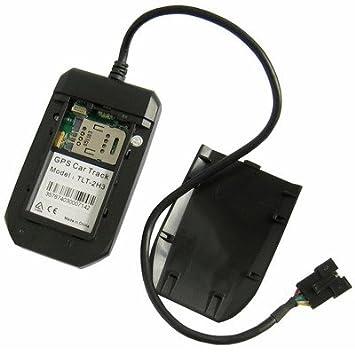 Wewoo localizador GPS Coche/gsm Vehicle Tracker Construido en li-batterie Antena: Amazon.es: Coche y moto