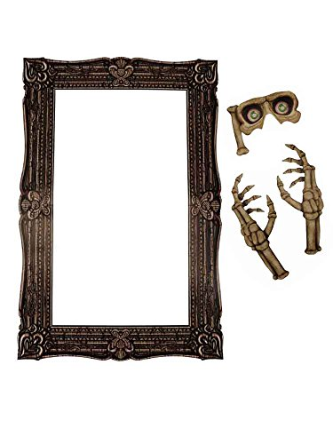 Inexpensive Halloween Props (Halloween Photo Frames Props Fun Party Accessories [00198])