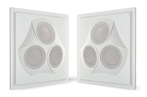Pure Resonance Audio VCA8 - Vector Ceiling Speaker Array 120 Watts 8 Ohm (2 Speakers) by Pure Resonance Audio