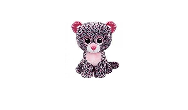 Ty ty99996 de Beanie Boo - Tasha leopardo de peluche (70 cm): Amazon.es: Juguetes y juegos