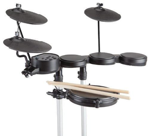Simmons SDXpress Compact 5-Piece Electronic Drum (5 Piece Electronic Drum)