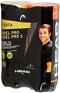 HEAD PADEL PRO BI-PACK: Amazon.es: Deportes y aire libre