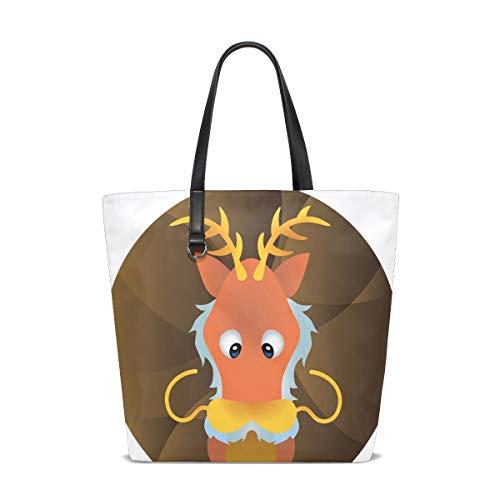 a740a1677ca2 Dragon Tote Bag Purse Handbag Womens Gym Yoga Bags for Girls