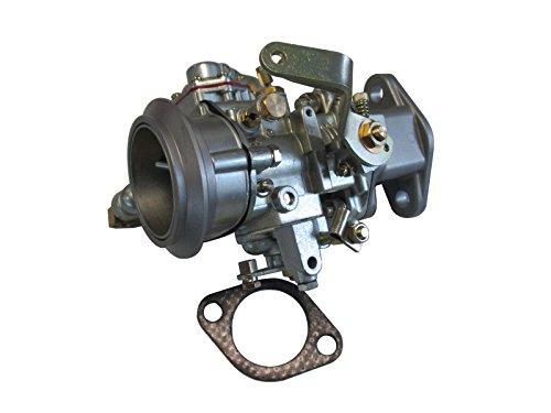Carburetor Carb Fit for Willys Jeep Solex Design Civilian CJ3B CJ5 CJ6 Jeep 134 ci F-Head 1-Barrel without Linkage