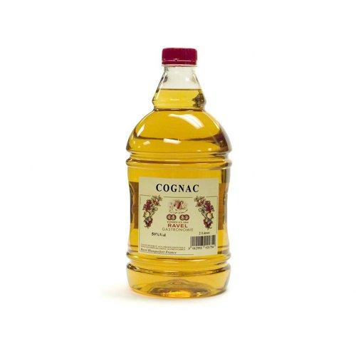 Cognac / Liquid Gel - 50% Vol. Pastry Cooking Alcohols - 2 Liter