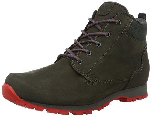 Hanwag Patoja Mid Gtx, Zapatos de High Rise Senderismo para Hombre Gris (Dark Grey)