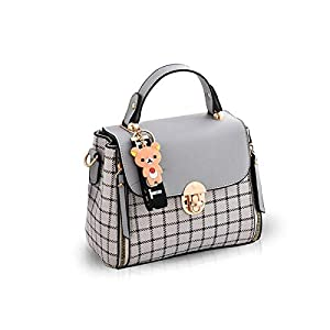 NICOLE&DORIS Sacs à main pour femme sacs à rabat sacs à main mignons pour fille sacs à bandoulière