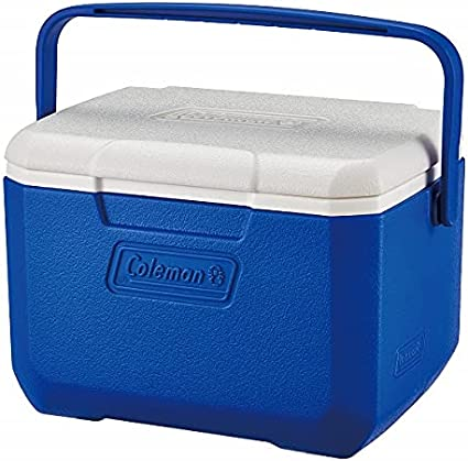 Coleman Performance 6 Personal Camping Cooler Bleu 4.7 L