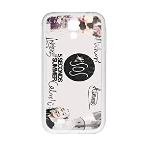 5 Seconds Of Summer Hot Seller Stylish Hard Case For Samsung Galaxy S4