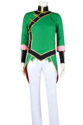 XOMO RWBY Cosplay Lie Ren Team JNPR Costume L